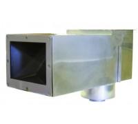 Скиммер из нерж. стали (универсал) A.S-2.D с удлиненной горловиной М.S1.3