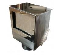 Скиммер из нерж. стали (универсал) узкий  М.S1.4