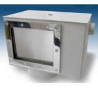 Скиммер для бассейна V 25 с регулятором уровня воды из нержавеющей стали, (универс.) , АТ 05.13