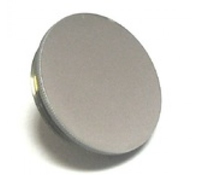 Заглушка к адаптеру для подсоединения пылесоса, АТ 08,12, из нерж. стали