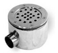 Слив донный (плитка) D=155 мм., АТ 04,09, из нерж. стали