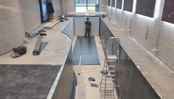 Ремонт и реконструкция бассейна